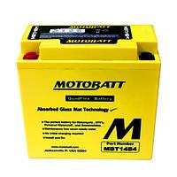 Мото аккумулятор MOTOBAT MBT14B4, фото 1