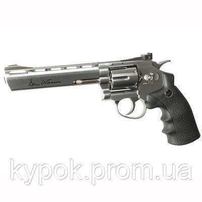 ASG ASG Dan Wesson 6 Silver