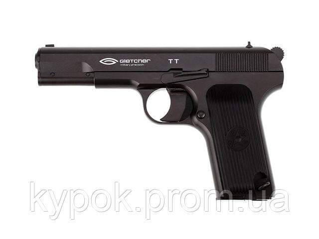 Gletcher пневматичний Пістолет Gletcher TT