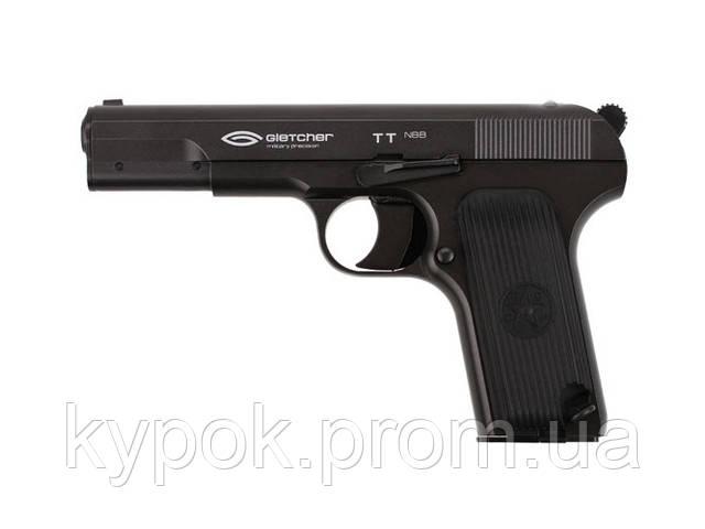 Gletcher пневматичний Пістолет Gletcher TT NBB