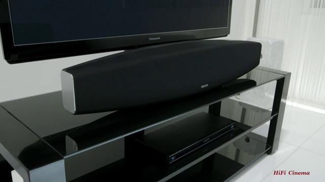 Monitor Audio ASB-2 & Panasonic HiFi Cinema