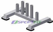 Подставка для грифов вертикальная Sport Fit (1127)