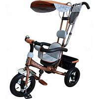 Велосипед трехколесный Mini Trike LT950 air (шоколад)