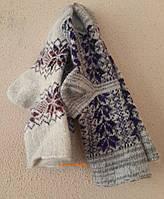 Шкарпетки жіночі шерстяні