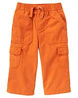 Детские брюки для мальчика  6-12 месяцев