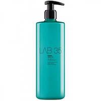 Шампунь безсульфатный для всех типов волос с аргановым маслом и экстрактом бамбука LAB-35 500 мл Kallos