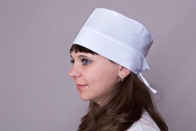 Медицинская шапочка-колпак 1301 (габардин)