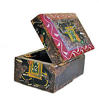 Индийская маленькая шкатулка из камня