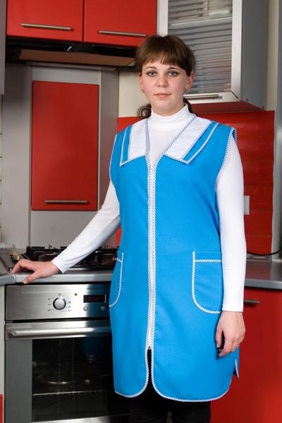 Фартук кухонный 1402 (габардин)