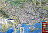 Карта автомобильных дорог Украины