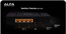 ALFA AIP-W525H v2 мощный Wi-Fi роутер репитер, фото 3