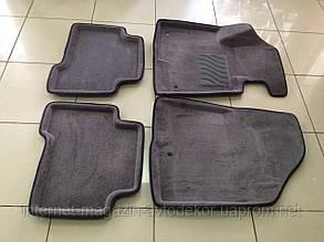 Коврики в салон 3D для Hyundai Santa Fe 2013-
