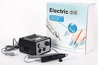 Фрезерная машинка для маникюра Electric drill JD7500 (3500 об./мин) CVL /301