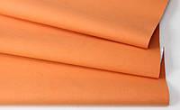 Алькантара самоклеющаяся оранжевый Южная Корея Altera 1.35x100
