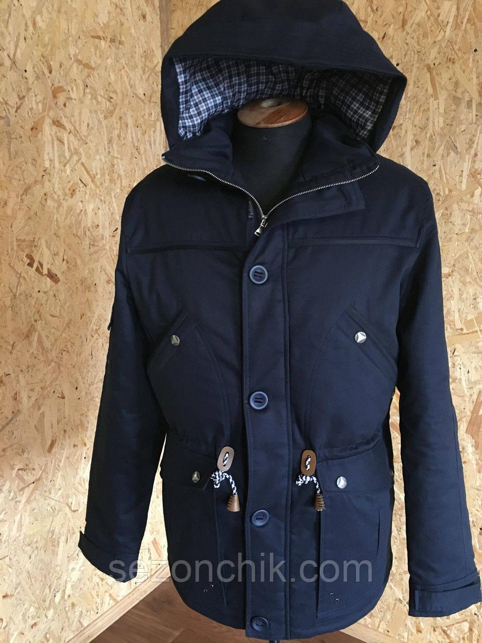 adb981bda18 Модные мужские куртки парки демисезонные - Фабрика по пошиву верхней  детской одежды