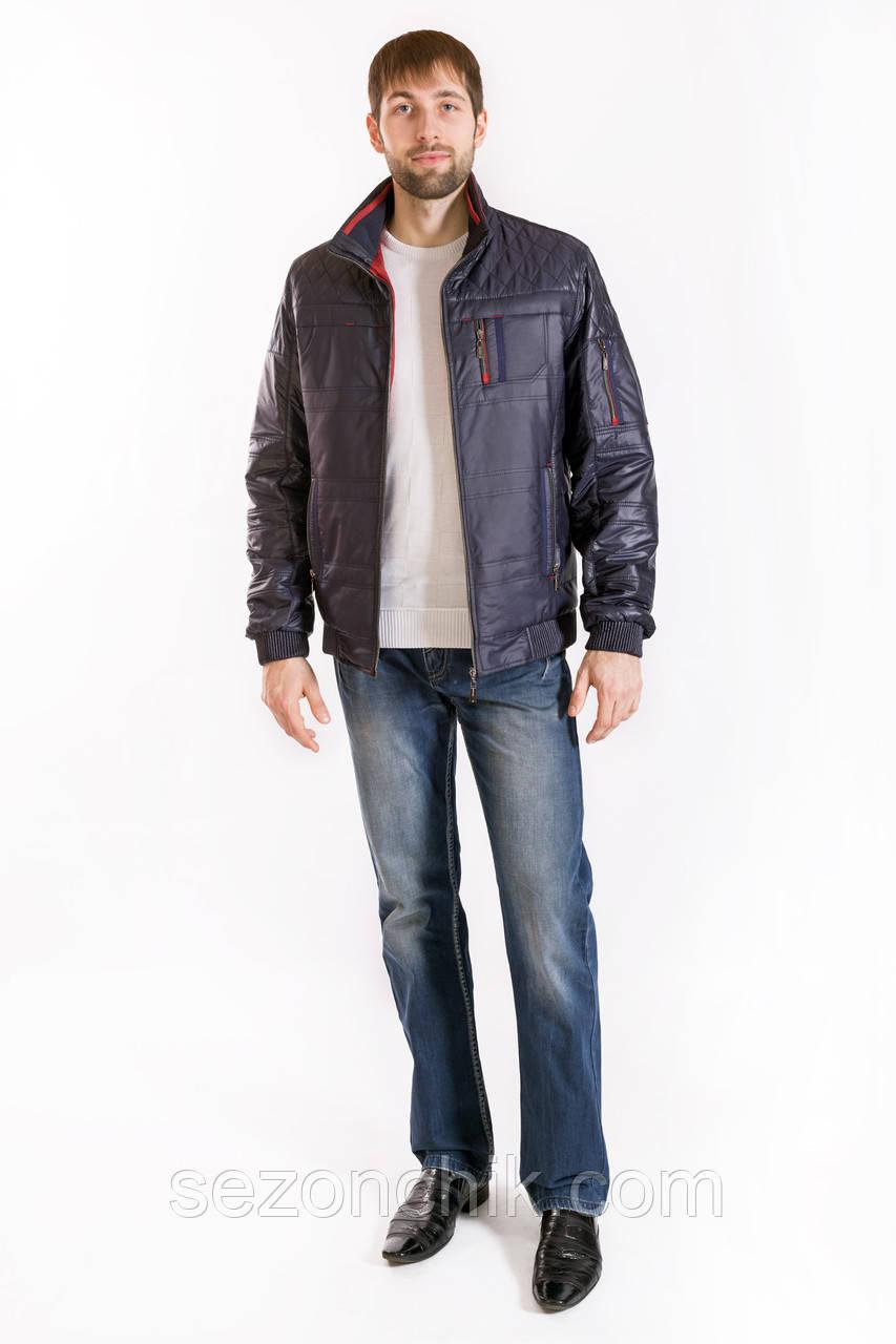 Куртка под резинку мужская