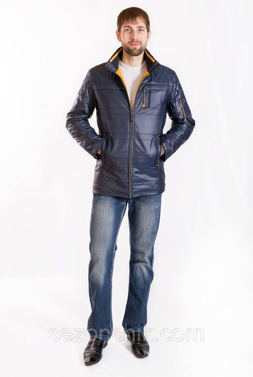 Стильные куртки мужские деми