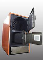 Пеллетный котел Тирас 125 кВт с автоматической загрузкой топлива