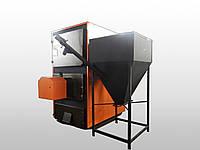 Пеллетный котел Тирас 370 кВт с автоматической загрузкой топлива