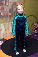 Детский спортивный  костюм.Трикотаж.Adidas.