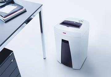 Немецкая компания HSM запустила в производство новую модель уничтожителя документов Securio С18.