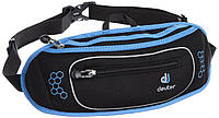 Сумка на пояс Deuter Neo Belt II black/coolblue (39050 7301)