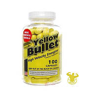 Yellow Bullet Hard Rock Supplements 100 капсул