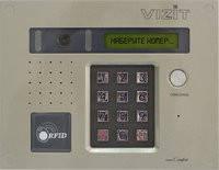 Блок вызова домофона БВД-432FCB
