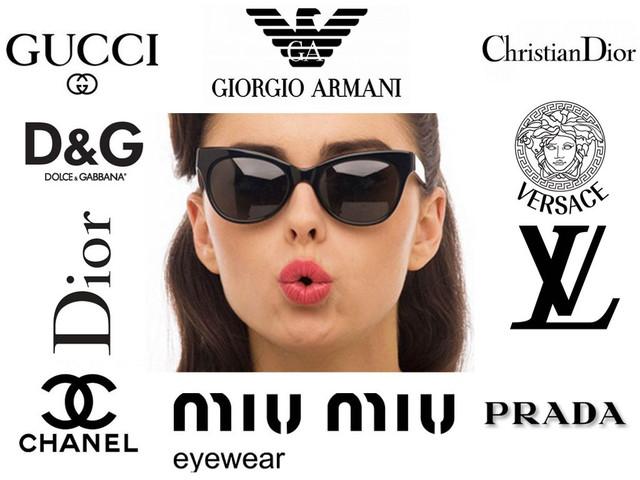 Брендовые женские очки