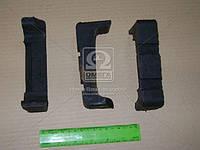 Подушка крепления радиатора ГАЗ 3102 левая (ГАЗ, ЯРТИ)