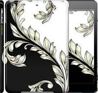 "Чехол на iPad 5 (Air) White and black 1 ""2805c-26"""