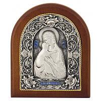 Владимирская икона Пресвятой Богородицы (настольная)