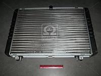 Радиатор водяного охлаждения ГАЗ 3302 (3-х рядн.) (под рамку) аллюм. ( Прогресс)