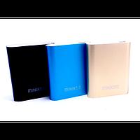 Портативное зарядное устройство Power Bank 10400 mAh  внешний аккумулятор повер банк