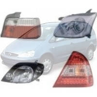 Прилади освітлення і деталі Ford Galaxy Форд Галаксі 2000-2006