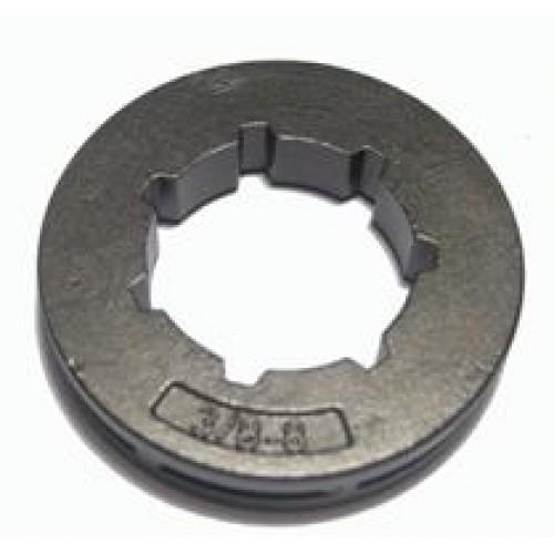 Звездочка-кольцо для бензопил, шаг 3/8, 8 зубьев, посадка std (22273)