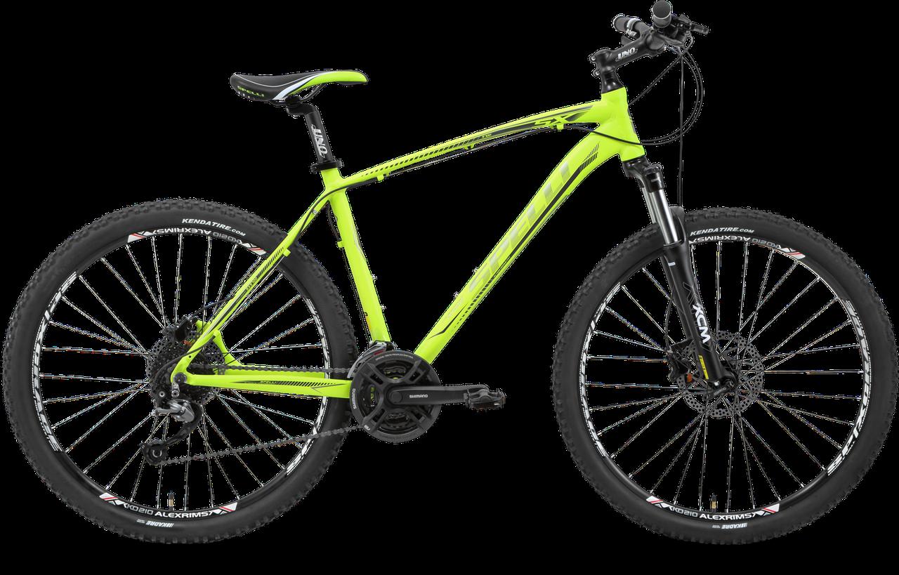 """Велосипед 26 Spelli SX-5700 disk 21"""" 2016"""