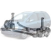 Детали подвески и ходовой Ford Galaxy Форд Галакси 2000-2006