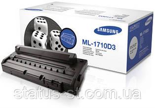 Заправка картриджа Samsung ML-1710D3 для принтера  ML-1510, ML-1710, ML-1750
