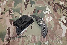 Нож с фиксированным клинком Falco, фото 3