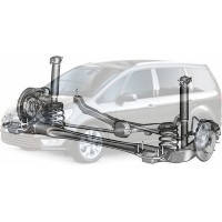 Детали подвески и ходовой Ford Galaxy Форд Галакси 2006--