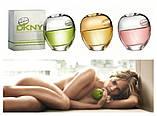 Donna Karan DKNY Be Delicious Fresh Blossom Skin Hydrating туалетна вода 100 ml. (Бі Делішес Фреш Блоссум), фото 3