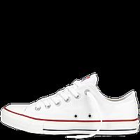 Кеды Converse All Star белые низкие 34-40рр