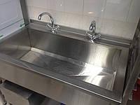 Ванна моечная кондитерская ВМ-К-12-7-30 односекционная (проф)