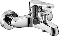 WITOW однорычажный смеситель для ванны, хром, IMPRESE 10080,Чехия+ПОДАРОК
