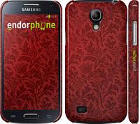 "Чехол на Samsung Galaxy S4 mini Чехол цвета бордо ""2659c-32"""