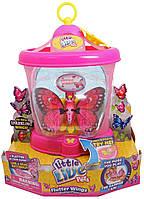 Интерактивная бабочка в банке Little Live Pets Butterfly, фото 1