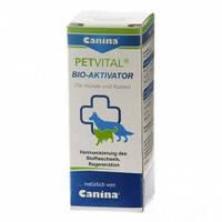 Кормовая добавка Canina Petvital Bio-Aktivator для укрепления иммунитета собак и кошек, 20 мл