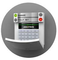 Комплект беспроводной GSM сигнализации Jablotron JA -100  для 1-комн. квартиры.