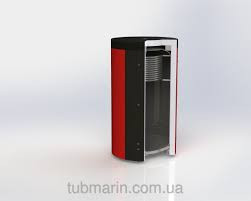 Буферная емкость ЕАI-10-3500 л с изоляцией Kuydych